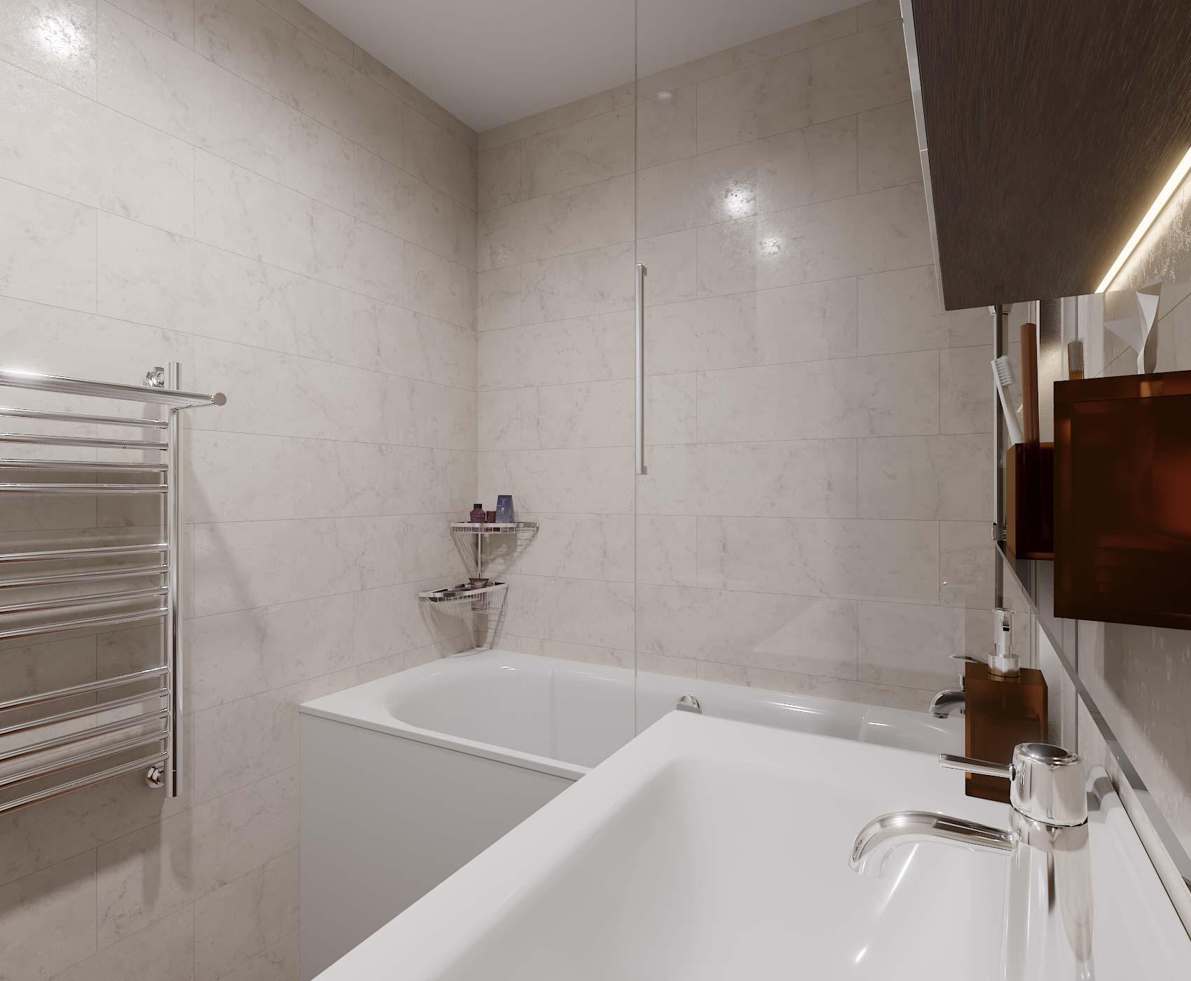 idea3d - vizualizácia kúpeľňa 1