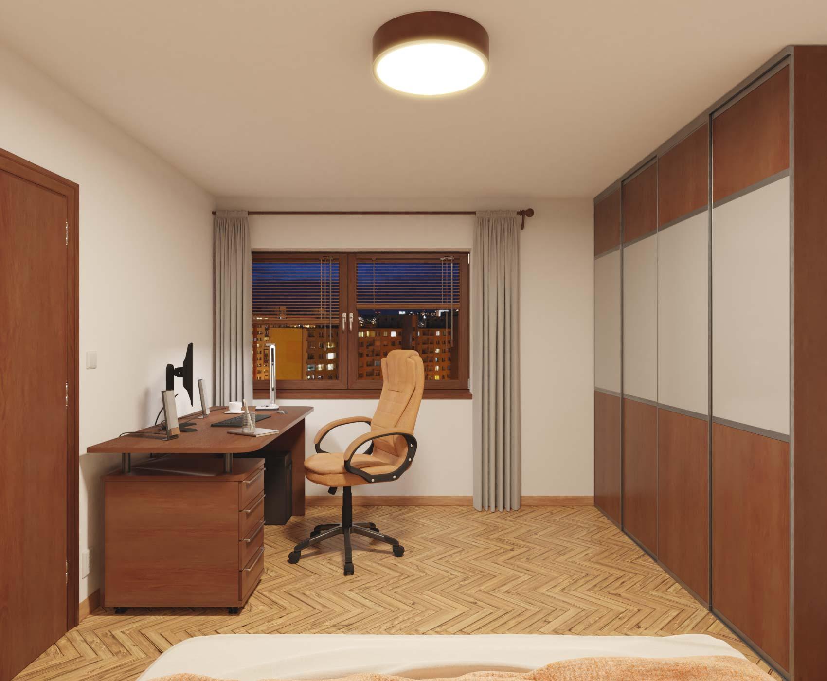 idea3d - vizualizácia spálňa 3